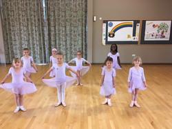 Ballerinas in Bracknell