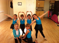 Burnham ballerinas