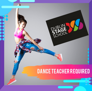 Are you a Dance Teacher looking for a great opportunity?