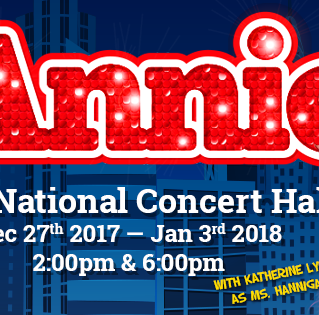 ANNIE - The National Concert Hall 2017