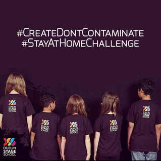 #CreateDontContaminate #StayAtHomeChallenge