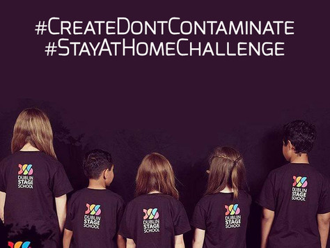 #CreateDontContaminate #StayAtHomeChallenge