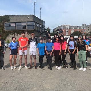 Dublin Stage School part of the GAA Sounds of the Summer Video