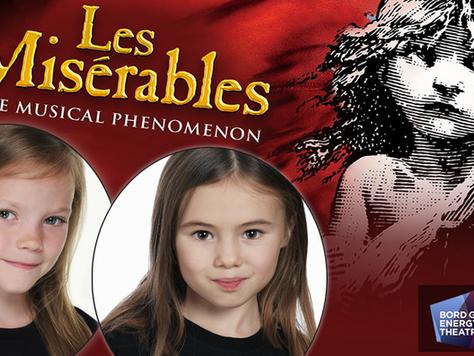 "Dublin Stage School students in ""Les Misérables"""