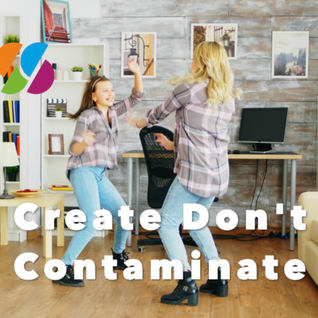 Create Don't Contaminate