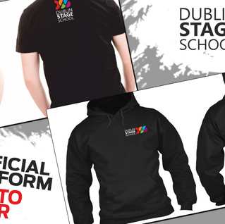 ORDER YOUR OFFICIAL DUBLIN STAGE SCHOOL UNIFORM