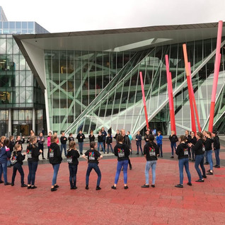 Dublin Stage School students performed at Bord Gáis Energy Theatre in Joseph and the amazing technic