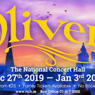 Consider yourself at home this Christmas at the NCH – OLIVER! Is back !