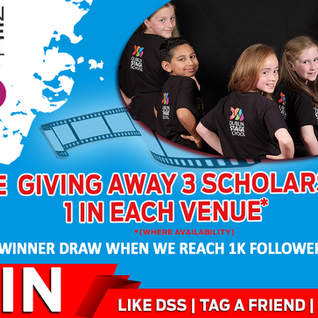 Dublin Stage School Scholarship Competition