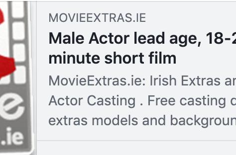 Job Fairy: Movie extras