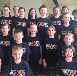 Dublin Stage School Students Hit The High Notes With Evita