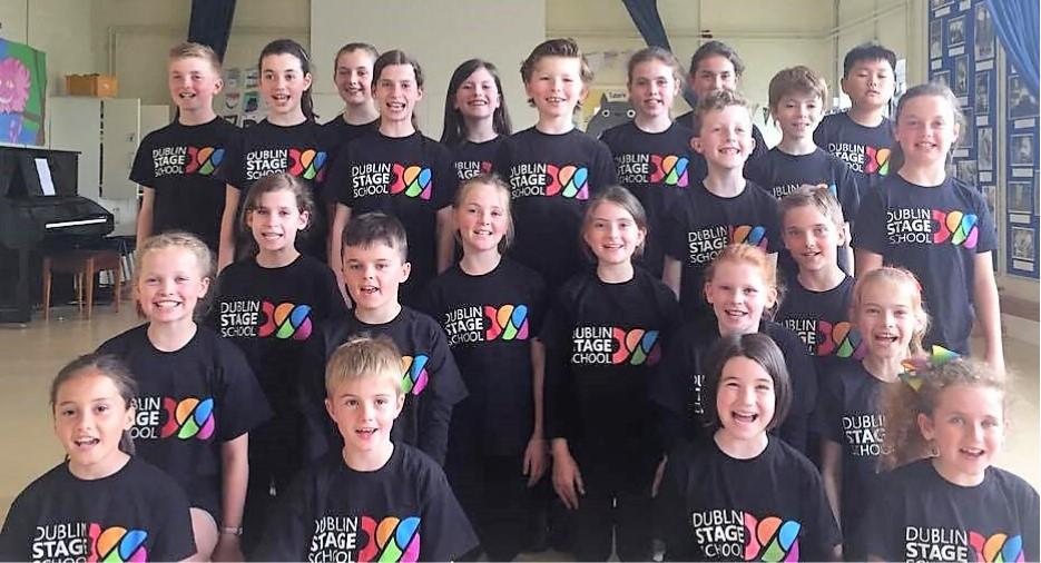 Dublin Stage School Evita Choir