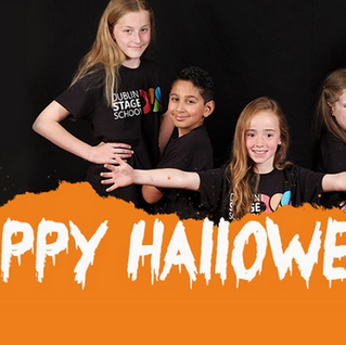HAPPY HALLOWEEN from all Dublin Stage School