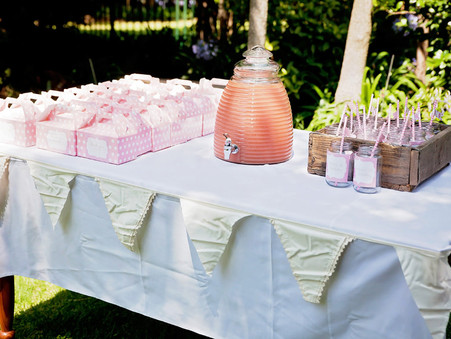 Timeless & Elegant - Another perfect Ballerina Party!