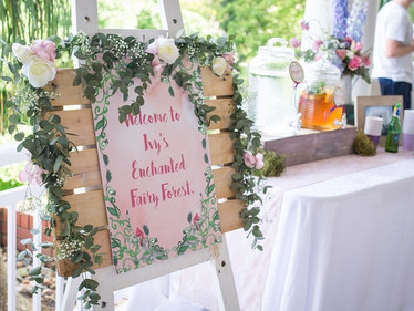 Ivy's Enchanted Fairy Forest