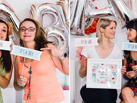 Baby is Blooming - A Spring Baby Shower