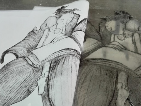 An interview with Makkerakkie Illustrations - and a stand a chance to win a lovely piece of Art