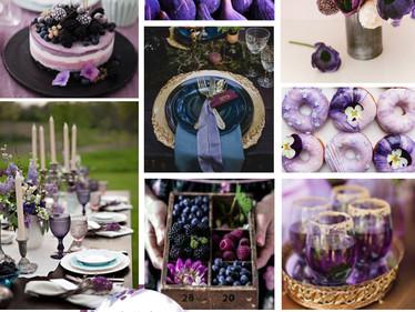 Party Inspiration: Ultra Violet