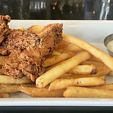 Redbird Chicken Tenders & Fries
