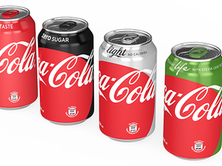Coca-Cola to radically change its approach to packaging