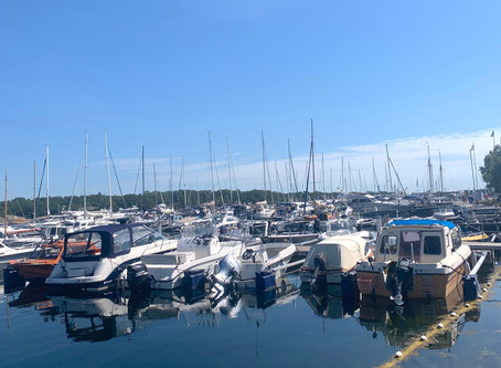 Royal Swedish Yacht Club and Bluewater team up in seawater harvesting initiative in Baltic Sea