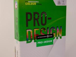 International Paper's Pro-Design joins Warren's digital papers range