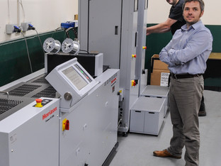 Poplar Services Printers supports flexible production with Horizon buy