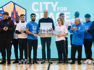 UK Cities for Peace initiative breaks down barriers