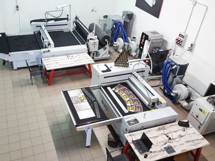 Laser cutting, Laser engraving, Marking and labelling – in one single process