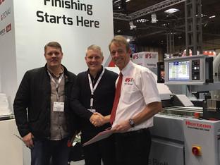 Fine Print makes B2 folding investment at Ipex