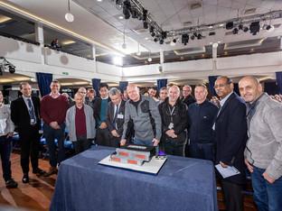 Xaar celebrates groundbreaking technology of its 5601 printhead