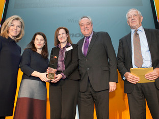Mondi receives the PwC Award for Sustainability Reporting