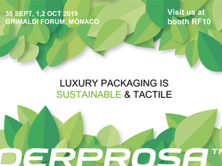Derprosa supports sustainability with eco friendly lamination film solutions