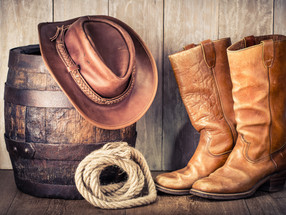 Wild West Spectacular Weekend at Groombridge Place