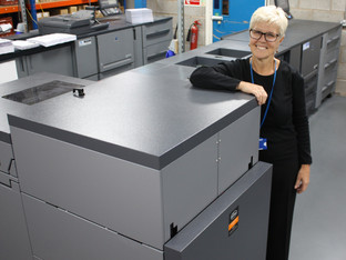 Finding a better flow with PowerSquare and Minolta Bizhub Press 1250e