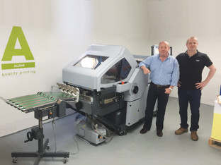 Allens Printers picks Horizon AFC-566FG folder