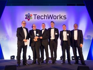 Xaar celebrates winning manufacturing site award for third time