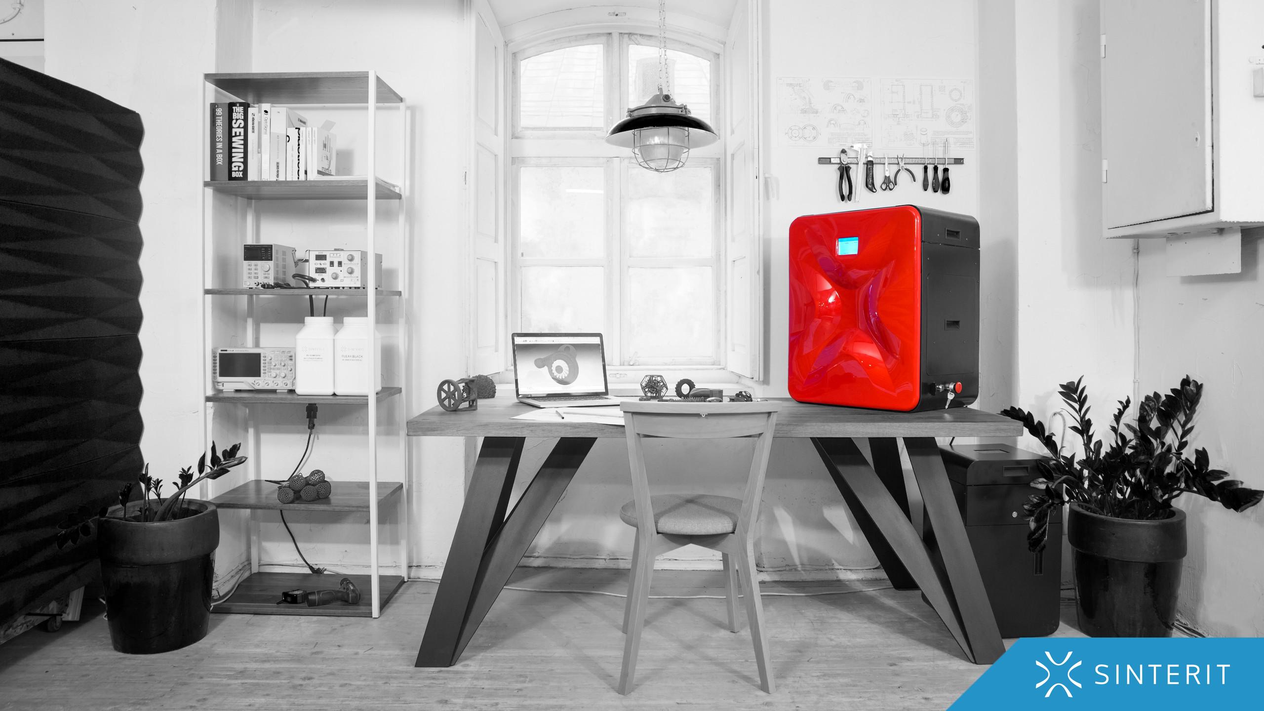 Engineer's-office-Sinterit