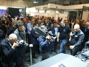 Mouvent enjoys debut at Labelexpo