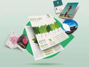 New eco friendly print range from Solopress