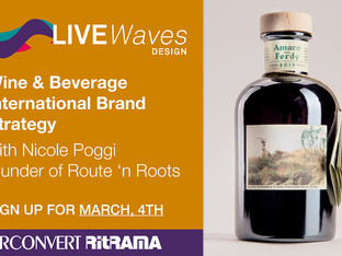 Wine and beverage international brand strategy: March 4, 2021