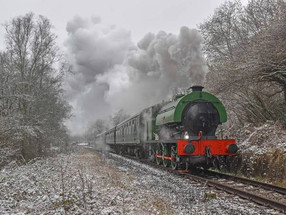 'Kids for a Quid' at the Spa Valley Railway