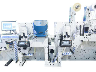 Invitation to visit Focus Label Machinery in March