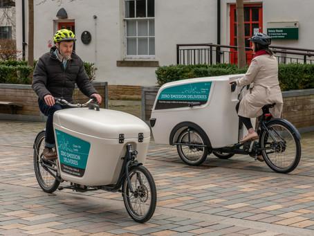 New electric cargo bike loan scheme begins in Leeds