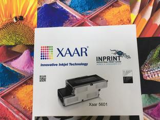 Xaar 5601 prepares for full commercialisation