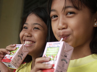 Tetra Pak to develop paper straws for its portion size carton packages