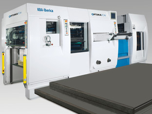 Beatus Cartons invest in two Iberica Optima 106 die cutters from KBA
