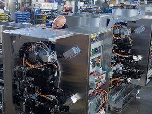 Contiweb builds Thallo demonstration system to support growing interest in web offset technology for