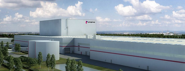 Progroup opens new corrugated sheet board plant in UK