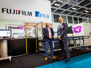 Simpson Group targets increased automation with Onset X3 and robotic arm